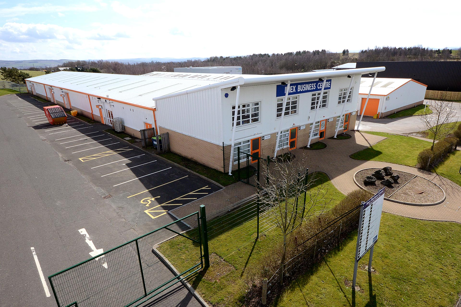 Units to Let at Imex Business Centre, Bilston Glen Industrial ...