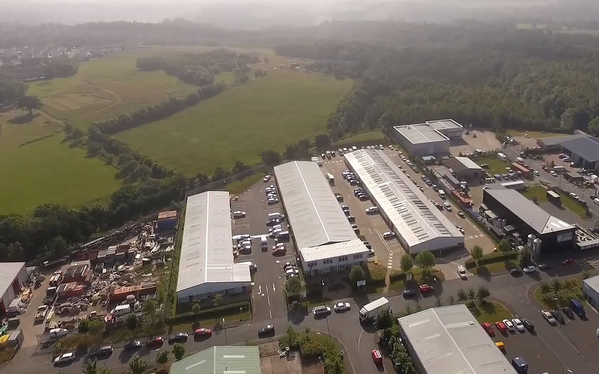Commercial property units to rent in Midlothian   Industrials