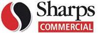 Sharps Commercial logo